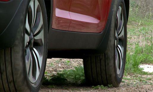 DynaMax All-Wheel Drive