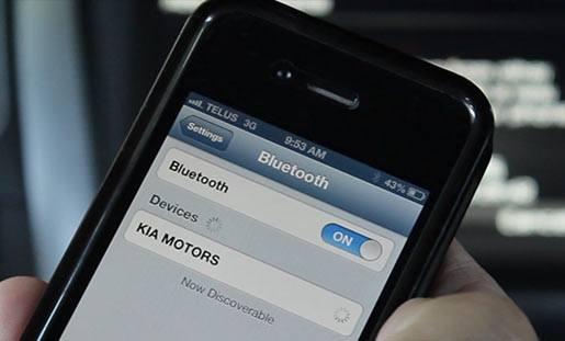 Bluetooth Hands-Free Technology