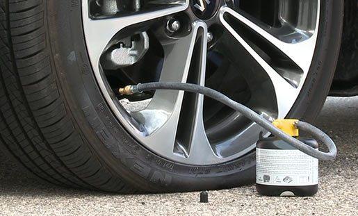 Tire Mobility Kit
