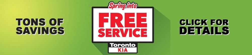 Free Kia Service