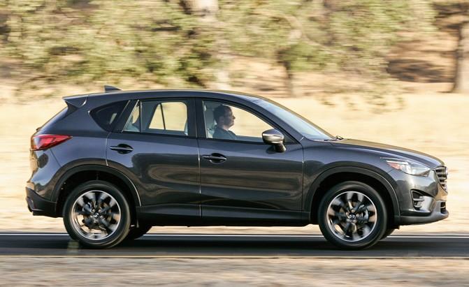 2016 Mazda CX5