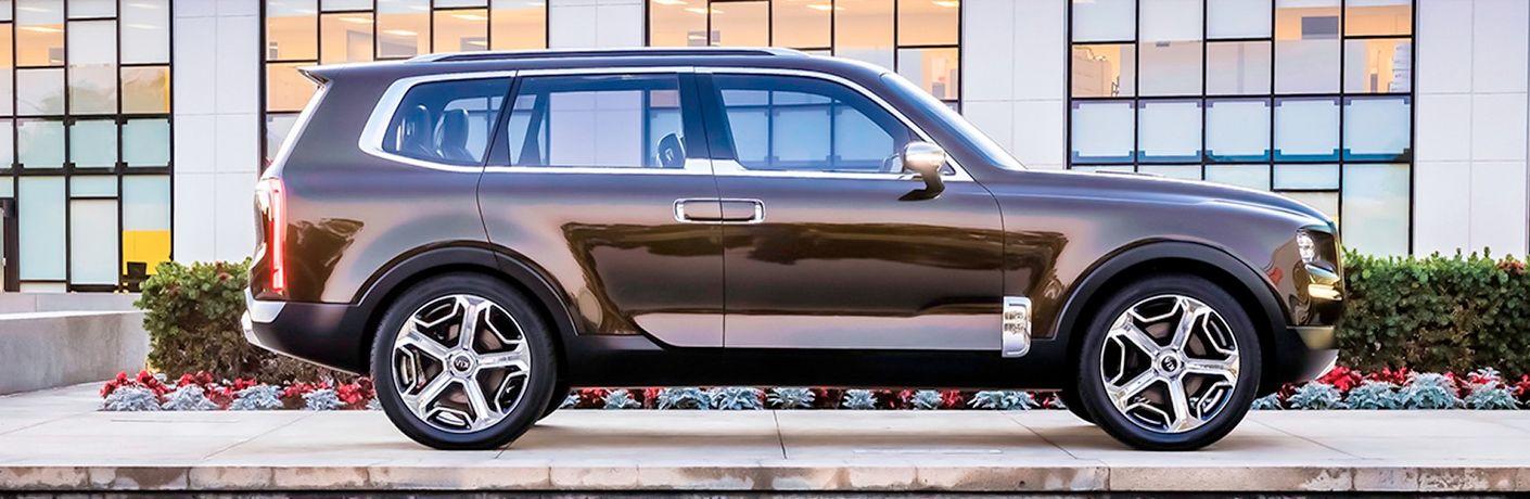 Reserve Your 2020 Kia Telluride Toronto Kia