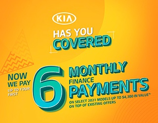 Kia Has You Covered